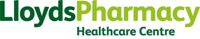lloyds pharmacy healthcare centre logo